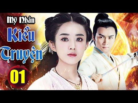 Phim Hay 2021 | MỸ NHÂN KIỀU TRUYỆN TẬP 1 | Phim Bộ Cổ Trang Trung Quốc Mới Hay Nhất