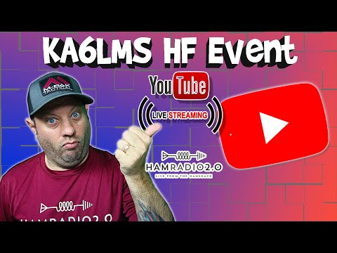 KA6LMS HF Special Event | Interview with the Last Man Standing Team!