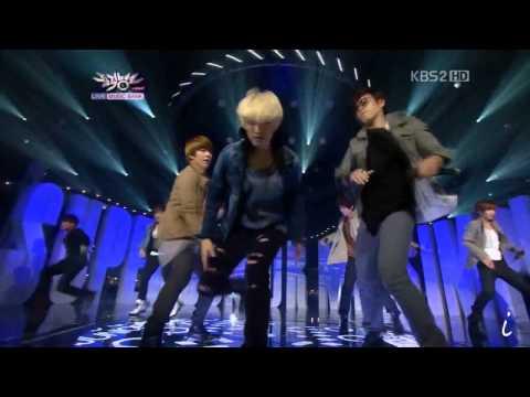【HD】EunHyuk's Solo Dance in Mr. Simple