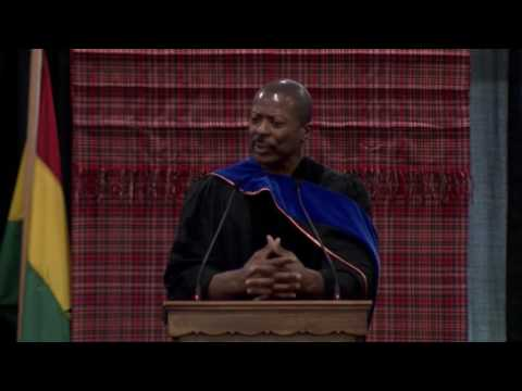 Commencement 2016: Gary Hines '74