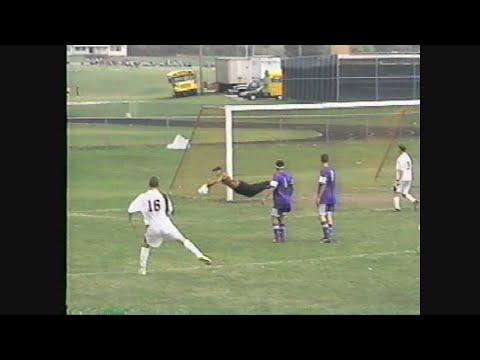 Jimmy Stickles Breaks National Saves Record  9-21-02