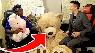 TEDDY BEAR PRANK ON SIDEMEN!