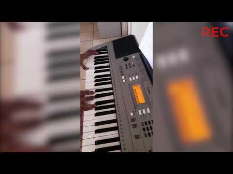 Témoignage Online de Marie en Guadeloupe (cycle 1, piano)
