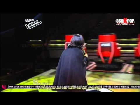 Voice Korea - Kang Mi Jin - Mia (IU)