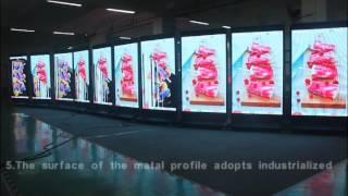 Floor Standing Digital Signage  Led Displays ,advertising player/Mobile phone  LED player