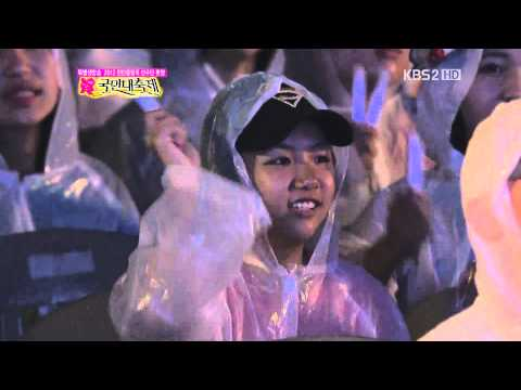 【2012 Olympic Welcome Back Concert】Sistar - Loving U