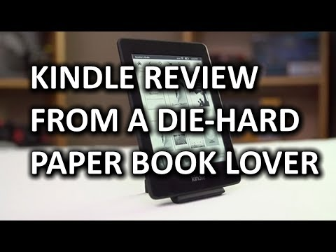 Amazon Kindle Paperwhite 2013 - My First EBook Reader - Smashpipe Tech