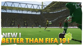 Top 10 Football / Soccer Games for Android and iOS 2018 - Best Football / Soccer Games of 2018