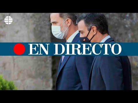 DIRECTO BARCELONA   El Rey y Pedro Sánchez acuden a la entrega de premios 'Mejor Innovación'