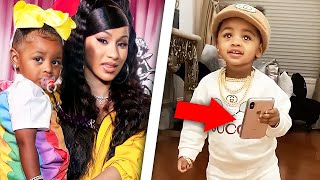What No One Realizes About Cardi B's Daughter Kulture