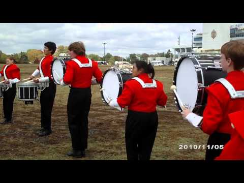 Perkiomen Valley Marching Band 2010 finals