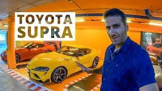 Nowa Toyota Supra - wurst z wasabi?
