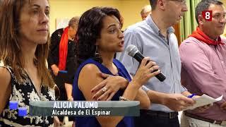 Homenaje Mayores El Espinar