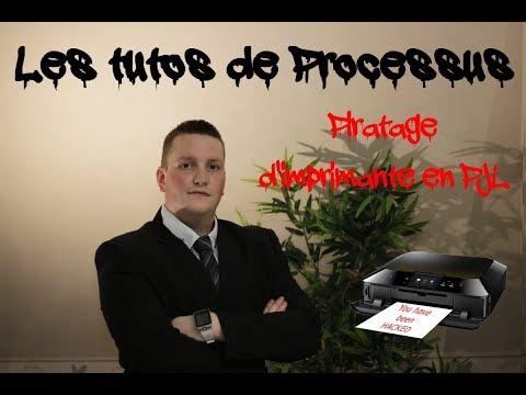 Piratage d'imprimante en PJL