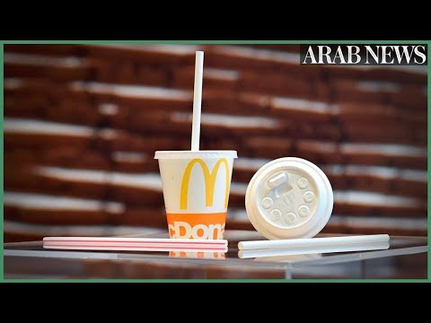 McDonald's to speed shift away from plastic in Europe
