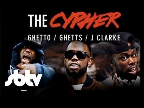Ghetts ft. Ghetto and J.Clarke | The Cypher [Music Video]: SBTV