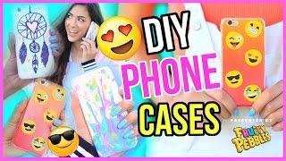 3 DIY Phone Cases!