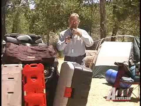 ATV Television Adventure - Adventure Preparation part 1