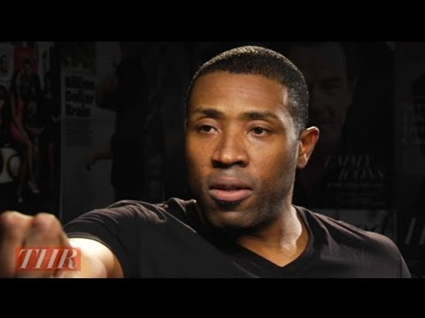 Cress Williams as Green Lantern: THR Auditions - YouTube