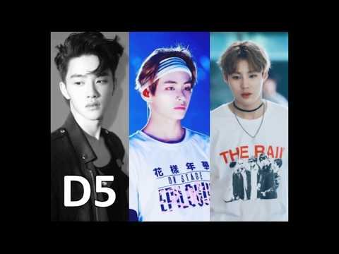 EXO VS BTS VS Wanna One 보컬 배틀(Vocal Battle) (Vocal Line)