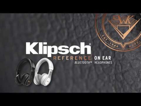 Klipsch Reference On Ear Bluetooth Headphones