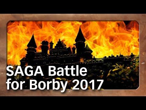 SAGA Battle for Borby 2017 (Tabletop-Turnier, TWS)