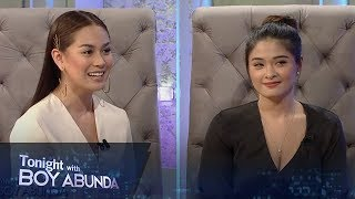 TWBA: Yen Santos and Yam Concepcion reveal why they enrolled in a culinary school