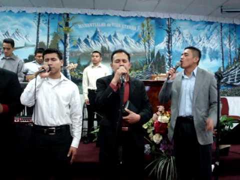 MINISTERIO DE ALABANZA ''' CON MI DIOS YO SALTARE LOS MUROS