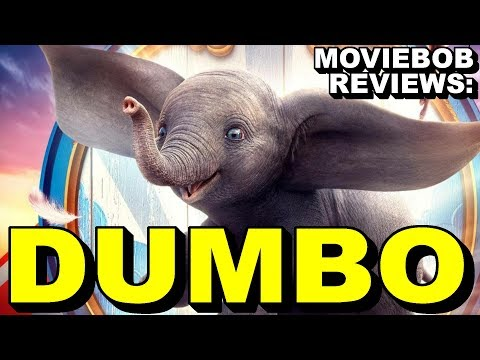 MovieBob Reviews: Dumbo