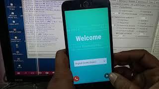 Asus Z00UD Frp Unlock Without PC(Z00LD/ZD551KL)//Bypass Google