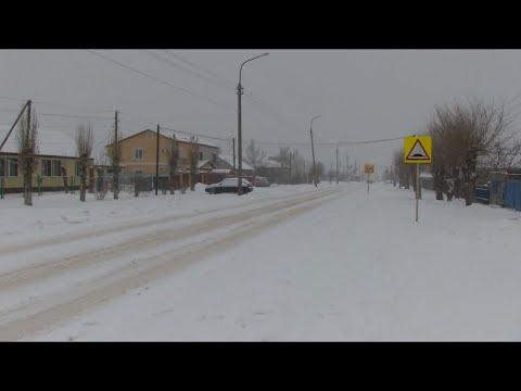Ситуация на дорогах в зимний период