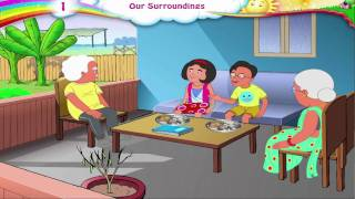 Living And Non Living Things For Kids | Kids Learning Video | Science | Grade 3