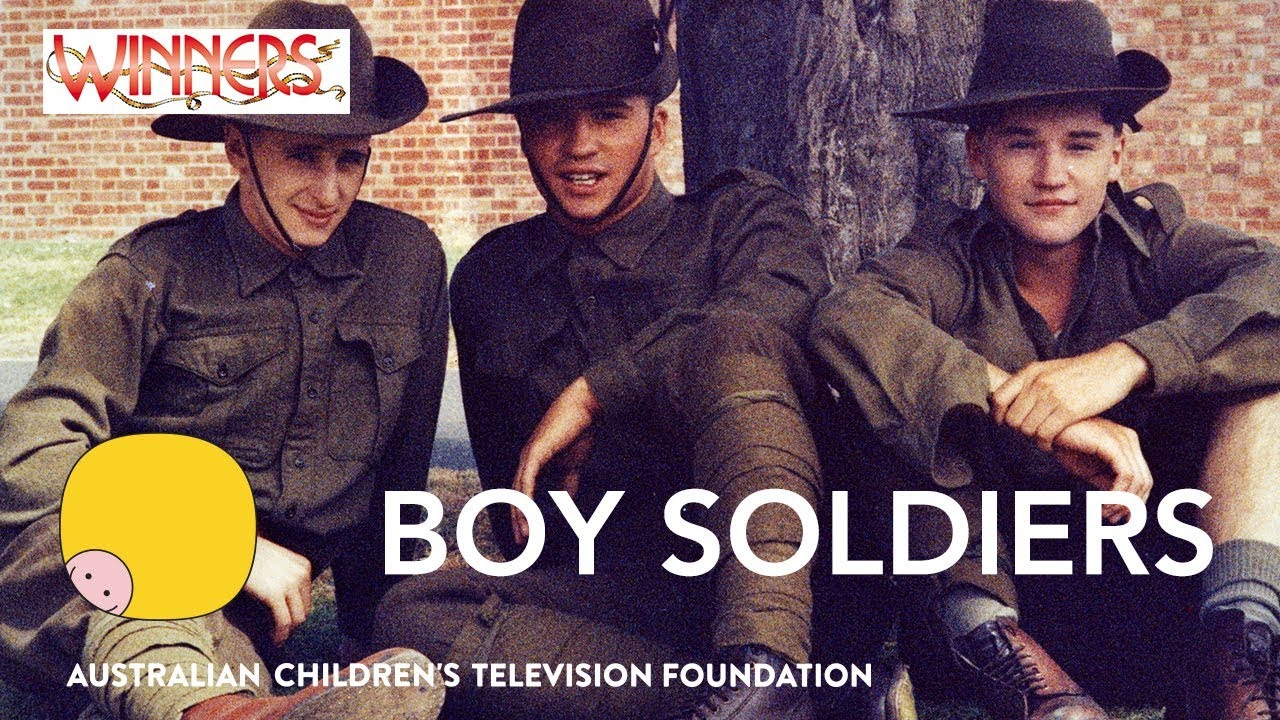 More Winners: Boy Soldiers -  Trailer