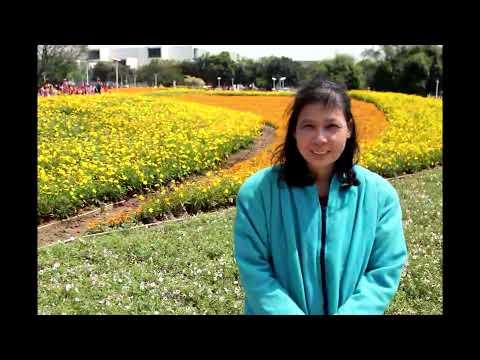 台北花博曲Taipei Flora Expo --- [靜的美 Beauty of Silence]作曲: 王美珠mei wang 編曲Sin(女) & 范揚景(男)