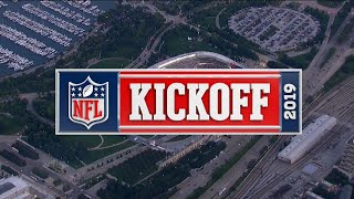 2019 NFL Kickoff Special on NBC Intro