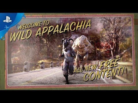 Fallout 76 | PS4 Games | PlayStation
