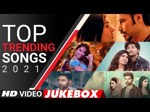 TOP TRENDING SONGS 2021 | Video Jukebox | Latest Hindi Bollywood Tracks 2021 | T-Series