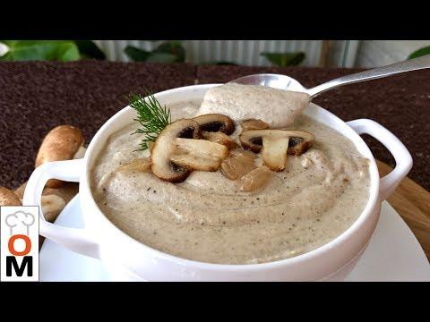 Сливочный Грибной Соус к Мясу и Овощам | Mushroom Sauce