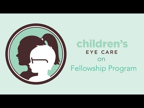 Children's Eye Care I Fellowship Program