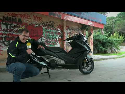 Motosx1000:  Kymco AK 550