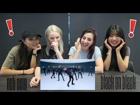 [MV REACTION] BLACK ON BLACK - NCT 2018   P4pero Dance