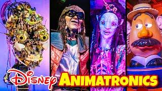 Top 10 Amazing Disney Animatronics at Walt Disney World