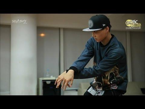 [EXOTICSUBS] 140216 Special Hardworking Idols - Kai {ENG SUB}