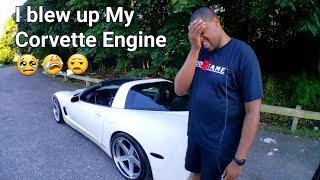 I Blew up my C5 Corvette LS1 | Not Click Bait