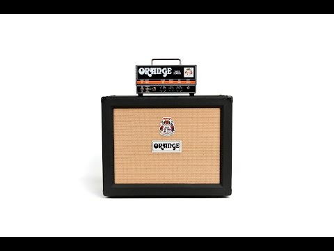 Orange Dark Terror 15W All-Valve Hi-Gain Head