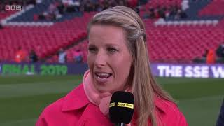 Women's FA Cup Final 2019 - Manchester City v West Ham United