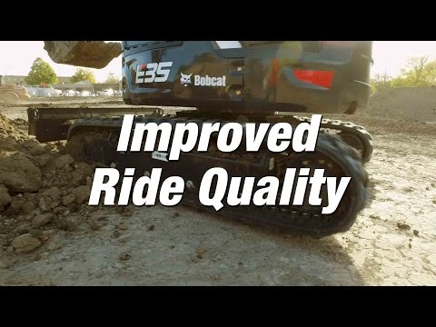 R-Series Excavators: Improved Ride Quality