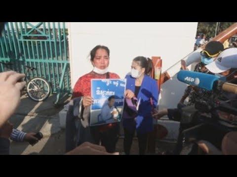 Más de 60 opositores juzgados en Camboya por conspiración