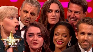 ANOTHER BEST OF 2018 on The Graham Norton Show   (Part 2)