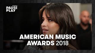 AMAs 2018 | Camila Cabello, Kane Brown, Kris Wu and more | Red Carpet interviews